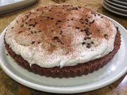 Date & Hazelnut Banoffee Pie