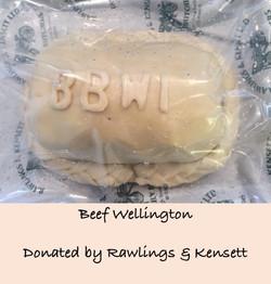 BBWI Beef Wellington