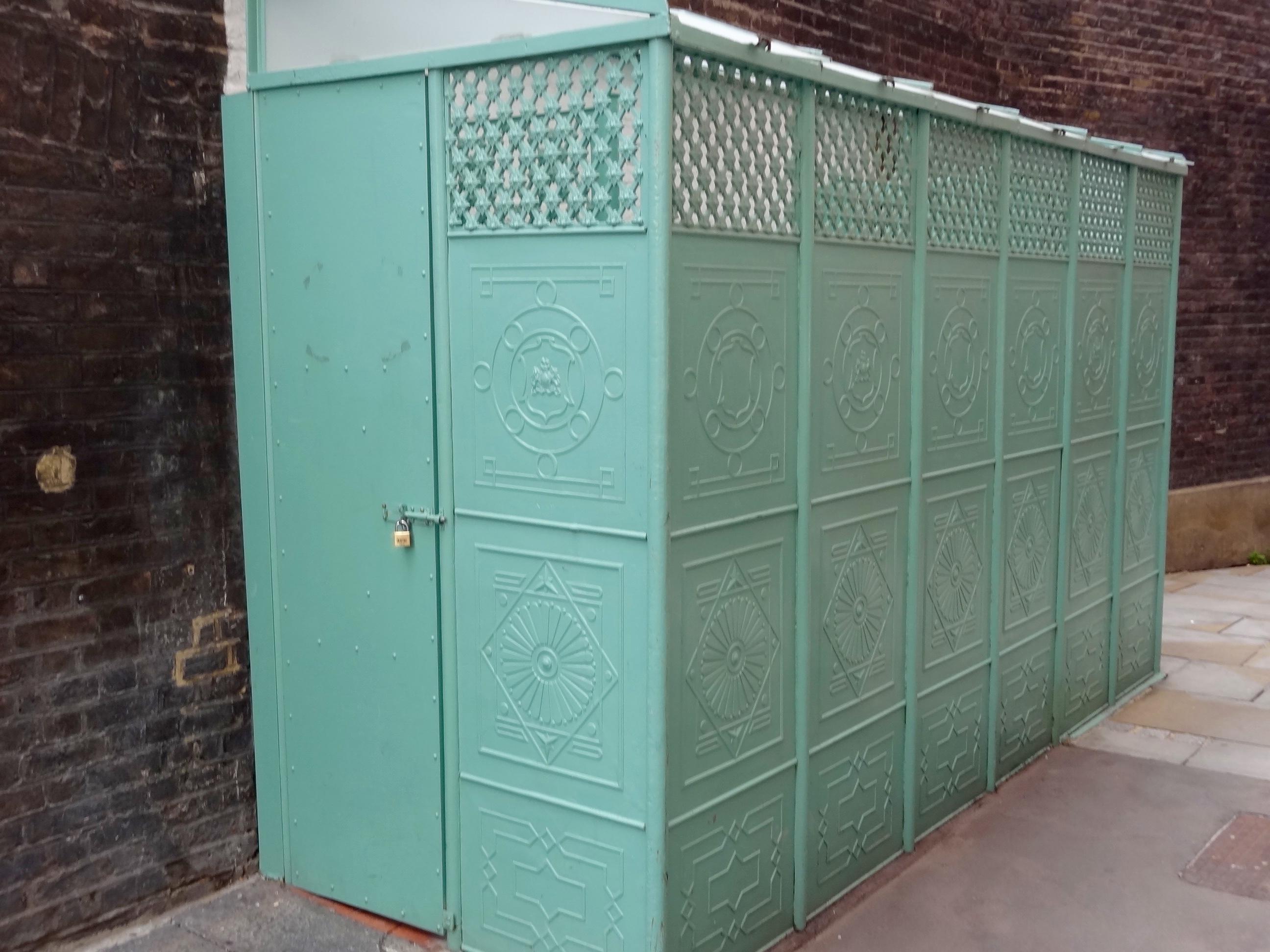 Old Public Conveniences