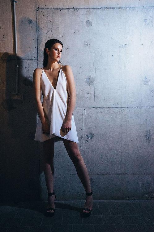 |  elemental  | minimal flare dress