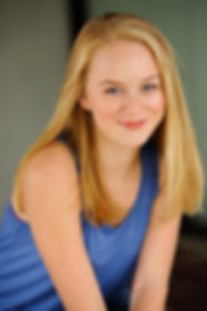 Haley Wolff, singer, actress, dancer, kansas city, theater, website, headshot