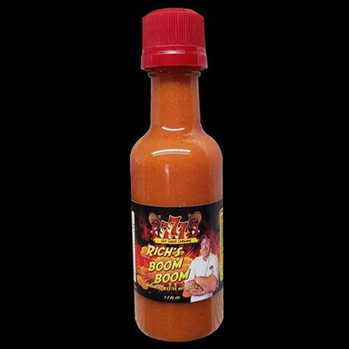 Rich's Boom Boom Habanero XXXtra Hot Sauce