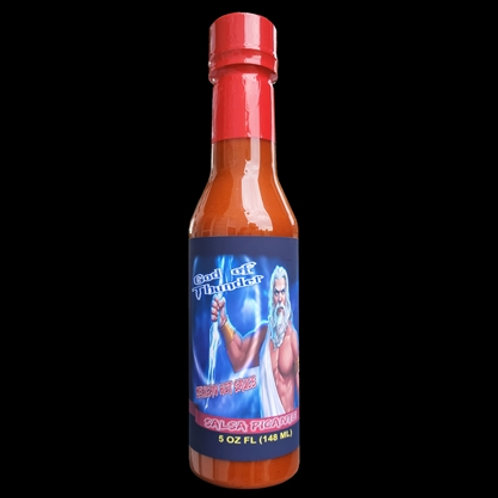 God Of Thunder Mexican Hot Sauce