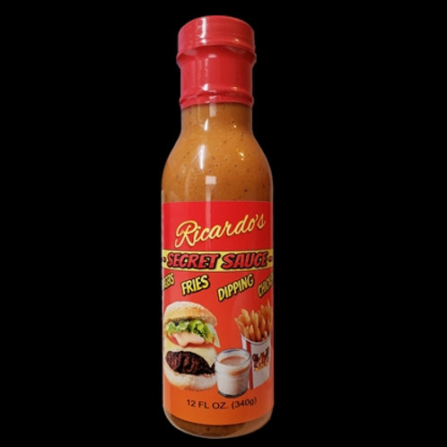Ricardo's Secret Sauce