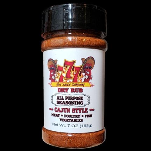 All Purpose Cajun Seasoning (7oz)