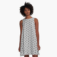 OSAC A-line Dress