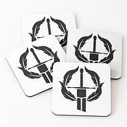 OSAC Coasters