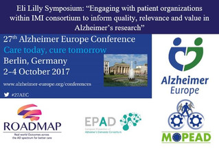 MOPEAD at Alzheimer Europe Conference in Berlin