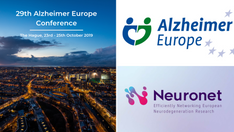 IMI's neurodegeneration projects gather at 29th Alzheimer Europe Conference in The Hague