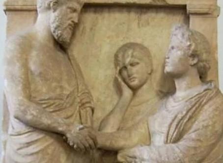 Handshaking: a short story