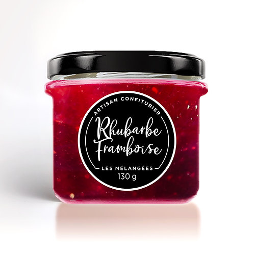 Rhubarbe, Framboise