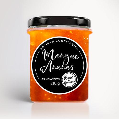 Mangue, Ananas