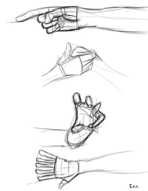 Hands Exercise 2