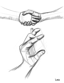 Hands Exercise
