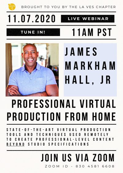 Professional Virtual Production From Home
