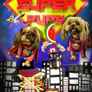 SUPER PUPS POSTER