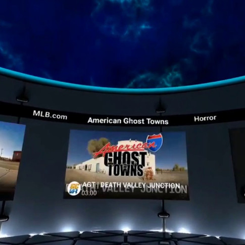 AMERICAN GHOST TOWNS CHANNEL - SAMSUNG GEAR VR PREVIEW