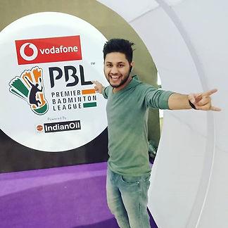 19  #pbl2018 #India #badminton #gfxartis