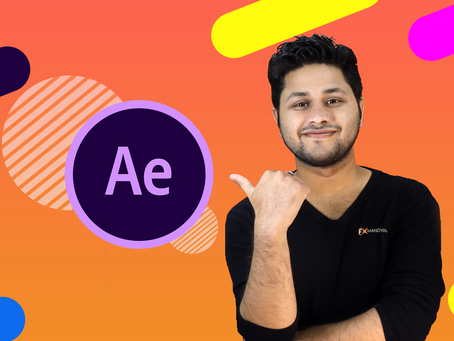 Certified After effect Course हिंदी में  Learn After Effects in Hindi #VFXIndia #AfterFX