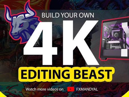 4K Video Editing and VFX System Buying Guide  - हिन्दी में