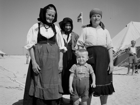 Европейские беженцы на Ближнем Востоке: забытая история Второй мировой