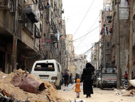 Кто заплатит за восстановление Сирии?