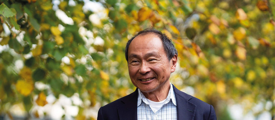 """Фрэнсис Фукуяма, """"Идентичность. Стремление к признанию и политика неприятия"""""""