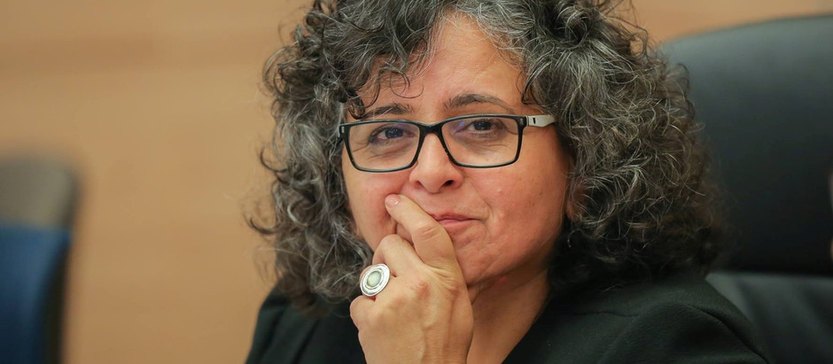 "Аида Тума-Слиман: ""Хадаш"" - единственная левая партия в Израиле"