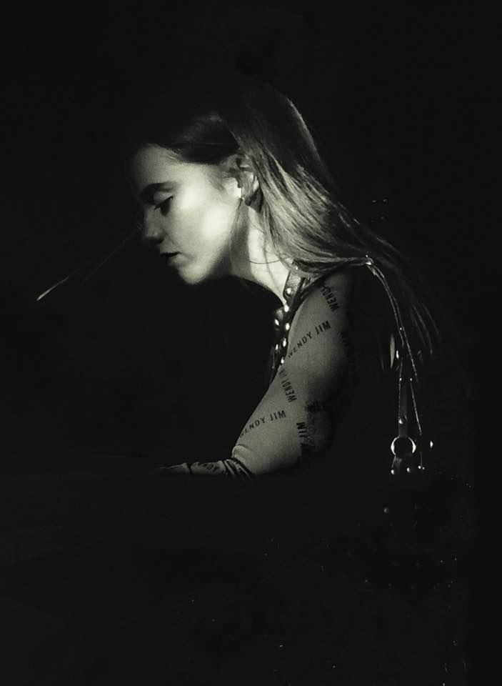 Mathilde Fernandez @ Popup du Label