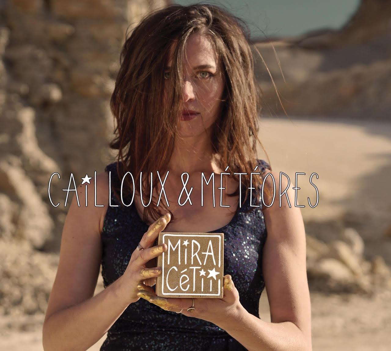 Pochette de l'album de Mira Cetii