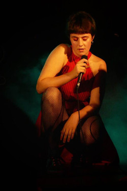 Christina Renardo @ Cirque Éléctrique