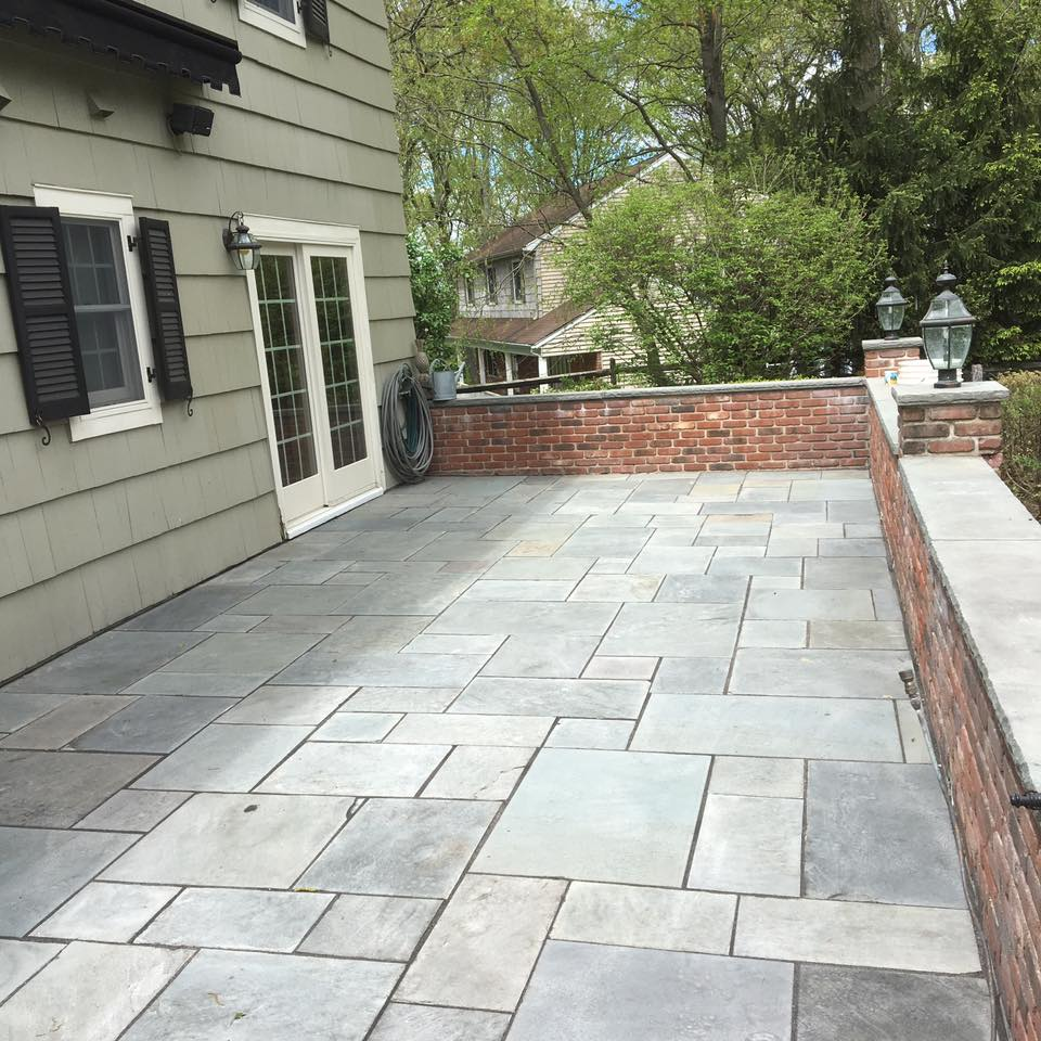 Refurbished Patio