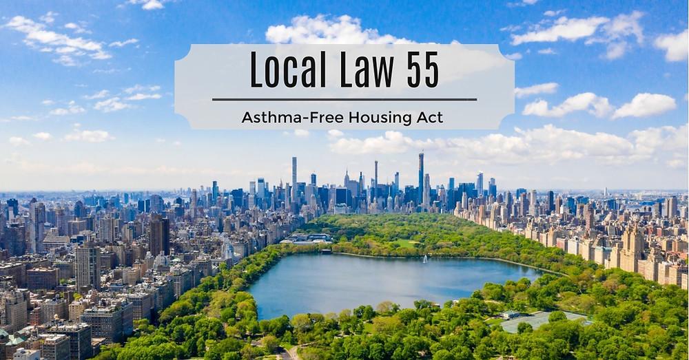 Local Law 55