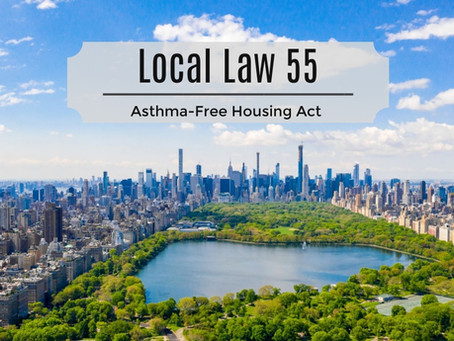 What do Landlords Need to Know about Local Law 55?
