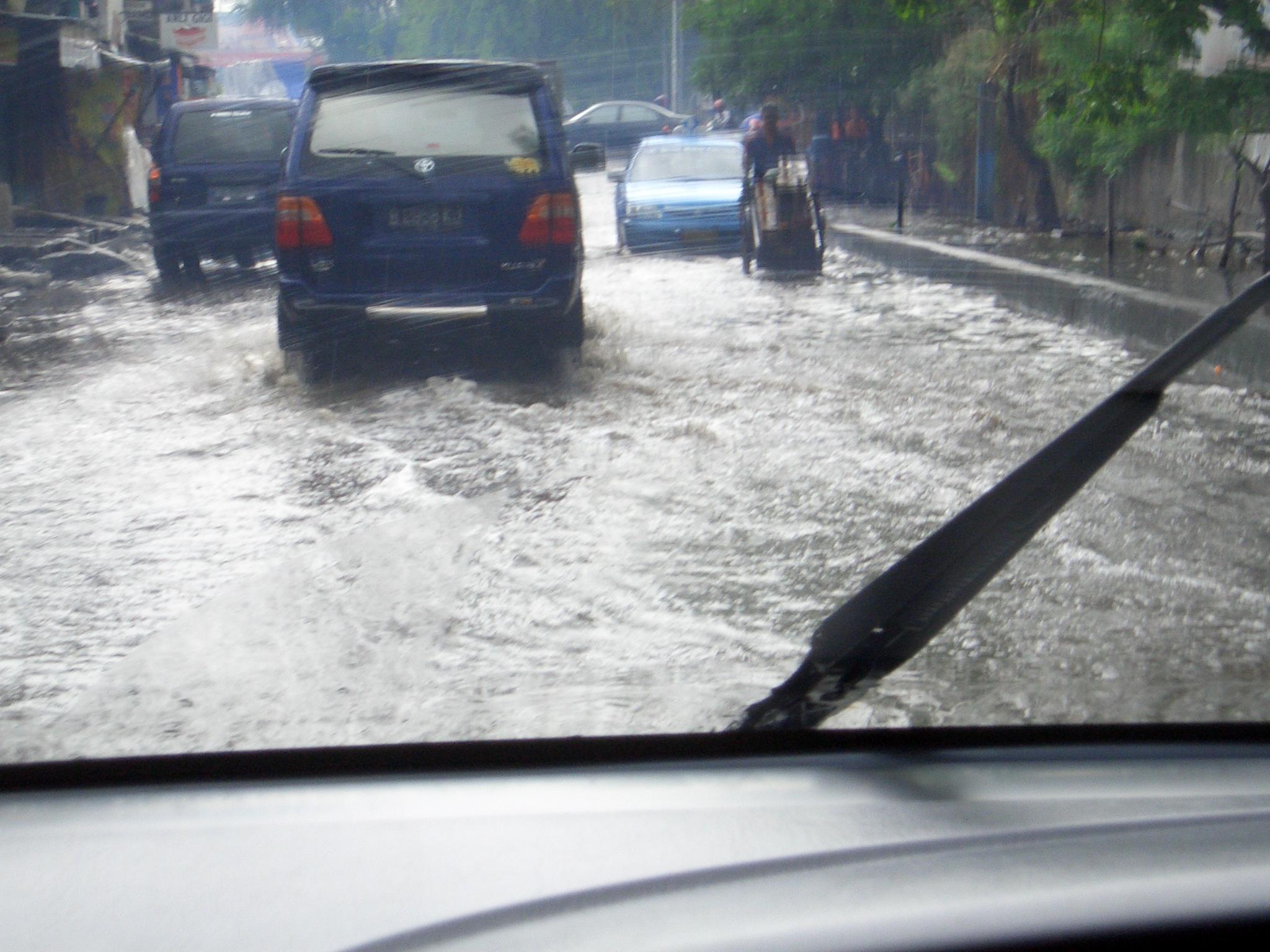 インドネシア・ジャカルタ市街