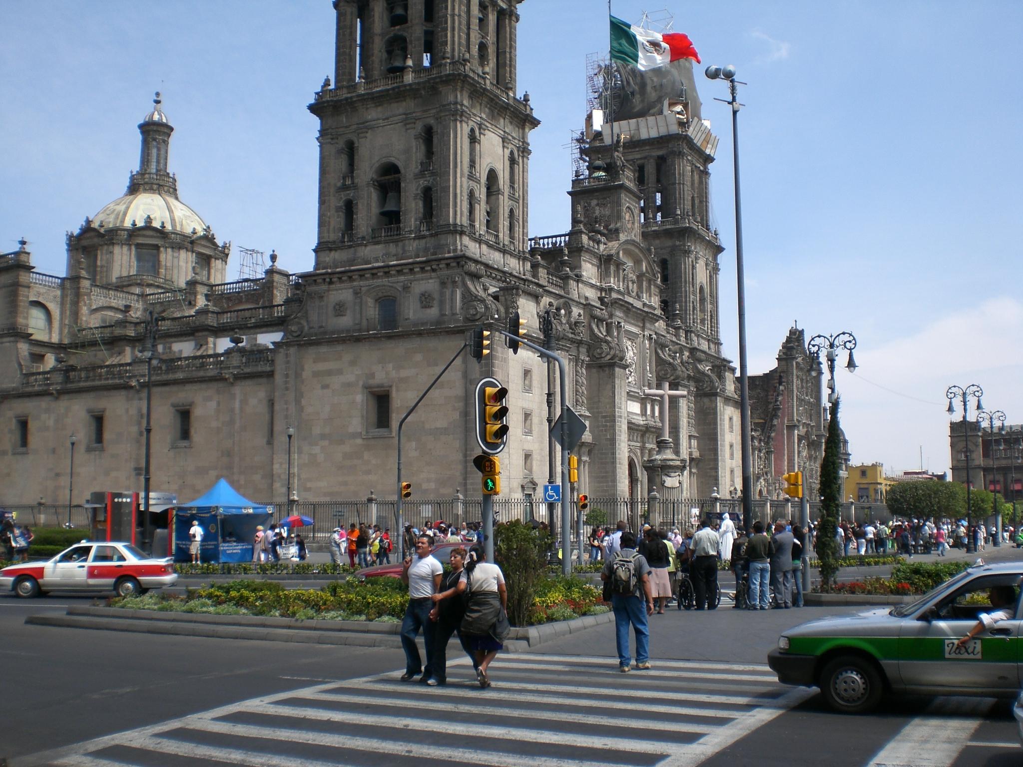 メキシコ・メキシコシティー