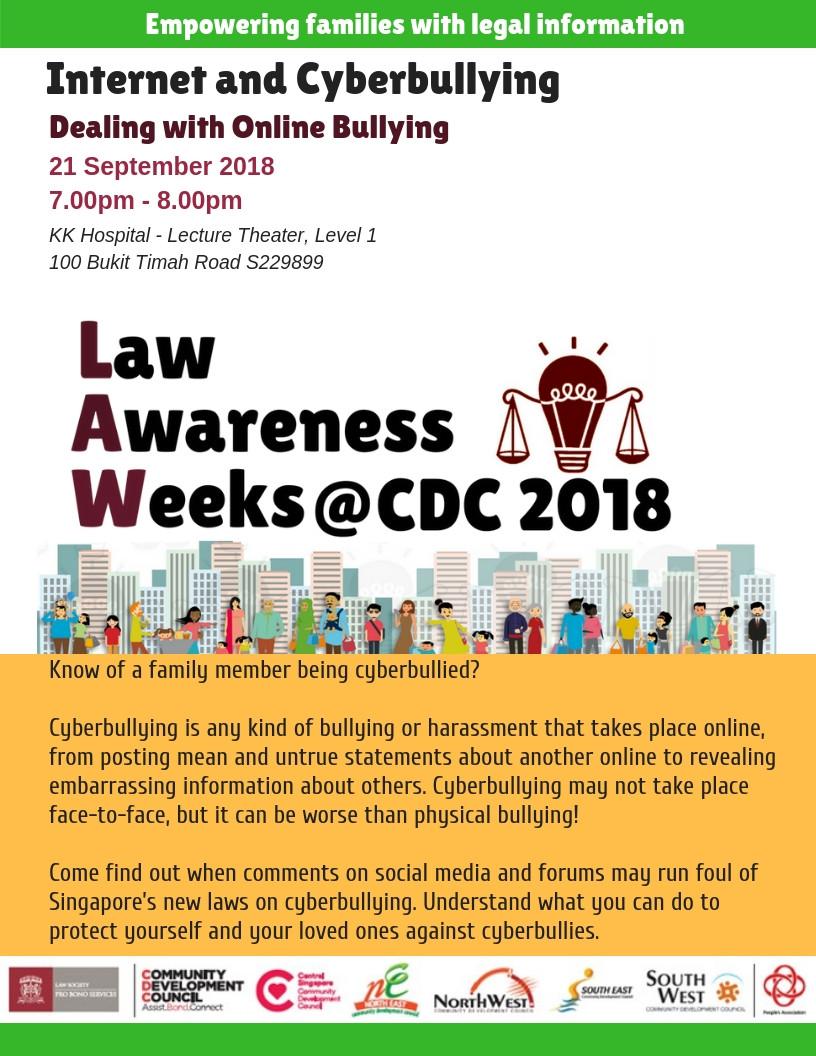 21.09.18 - Internet and Cyberbullying (E