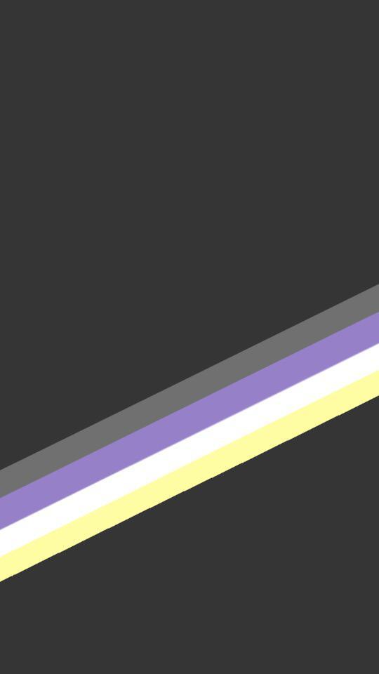 Non Binary Stripe