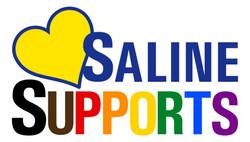 Saline Supports