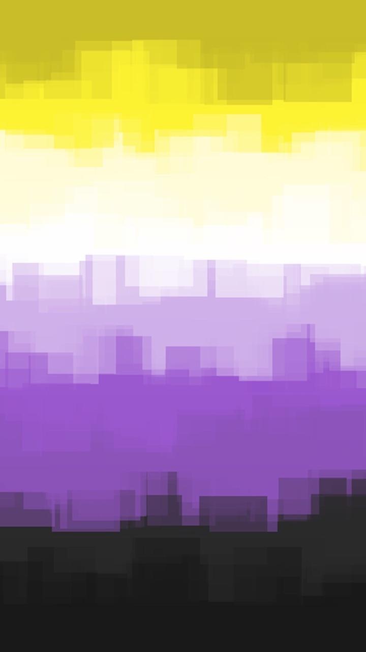 Non Binary Abstract