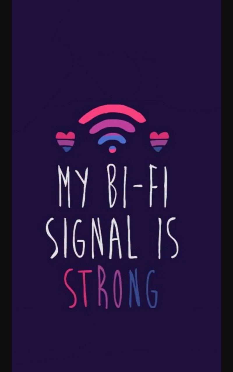 My Bi-Fi Signal