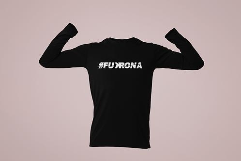 #FUKRONA LongSleeve - White Label