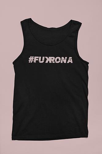 #FUKRONA - Unisex Tank - Pink
