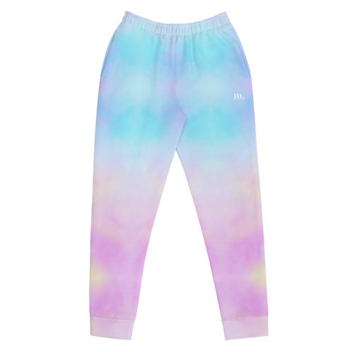 M. The Label - Fairy Floss Women's Joggers - Blue