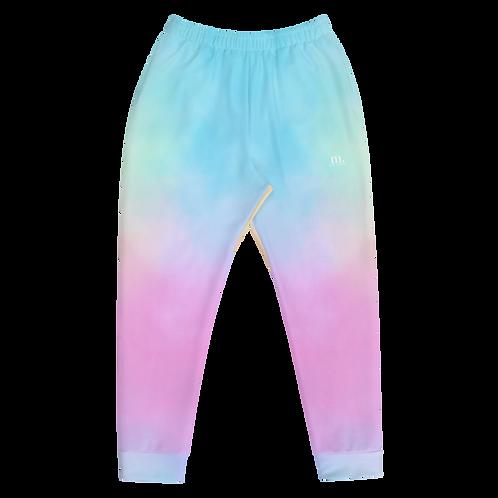 M. TheLabel - Fairy Floss Mens Track Pants - Blue