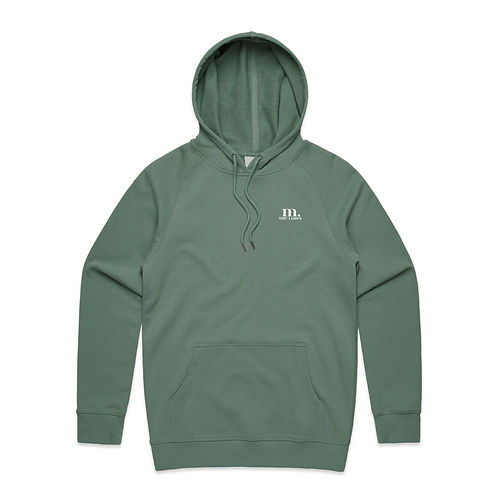 M. The Label Hoodie - Green