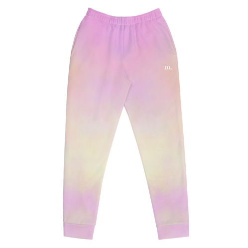 M. The Label - Fairy Floss Woman's Joggers - Yellow