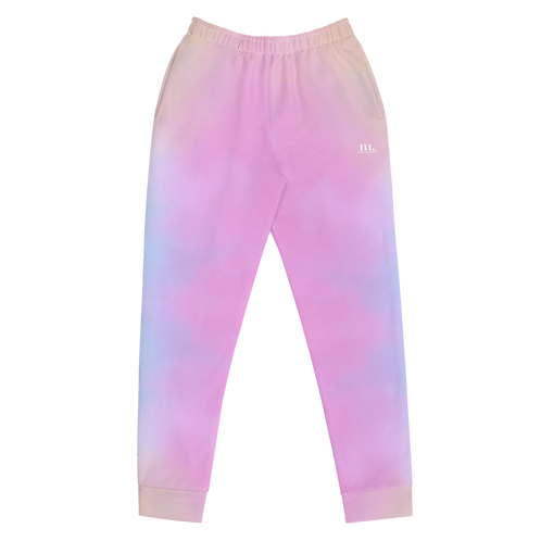 M. The Label - Fairy Floss Women's Joggers - Pink