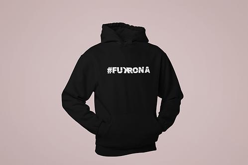 #FUKRONA Hoodie - White Label