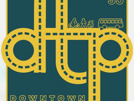 Downtown Transportation Plan Has a New Logo!